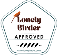 Lonely Birder Approved