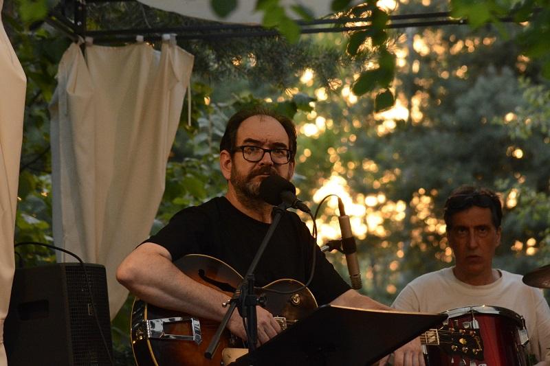 Pedro Angel Almeida y George Brassens