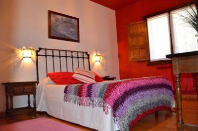 rural hotel in Spain