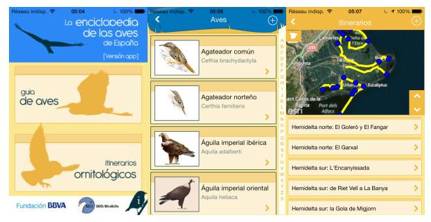 App Aves De España
