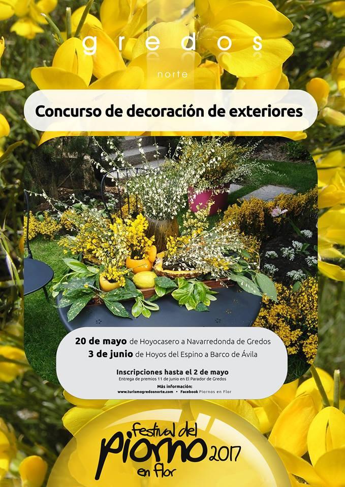 Festival del piorno en flor 2017