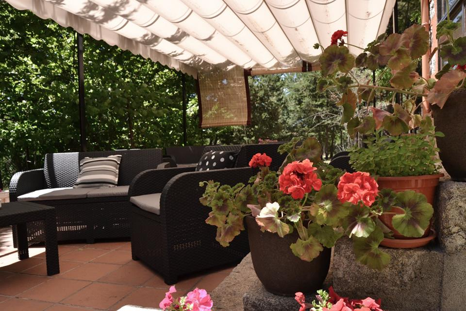 Hoteles rurales Gredos