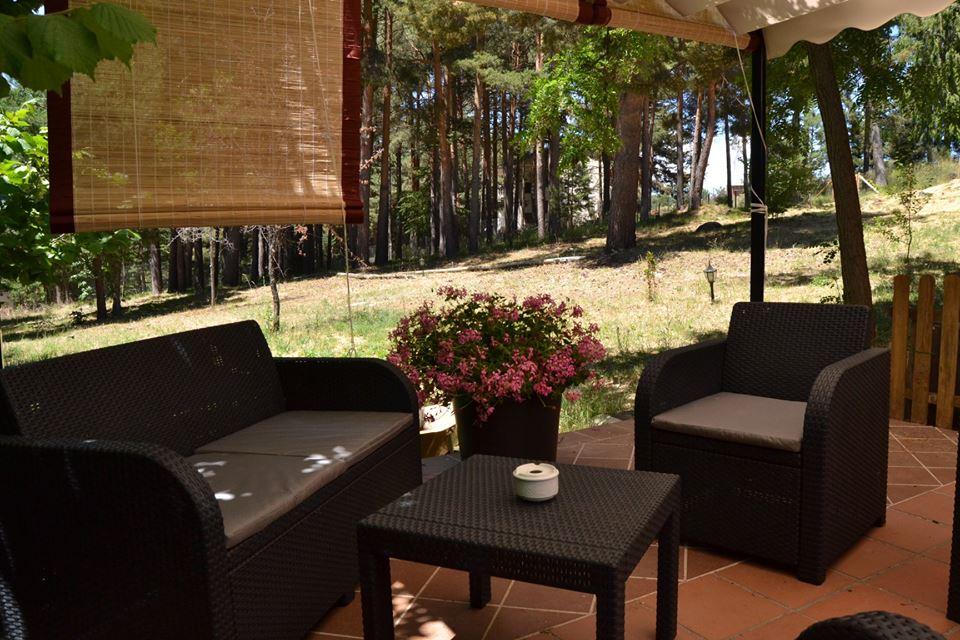 Hotel rural en Gredos